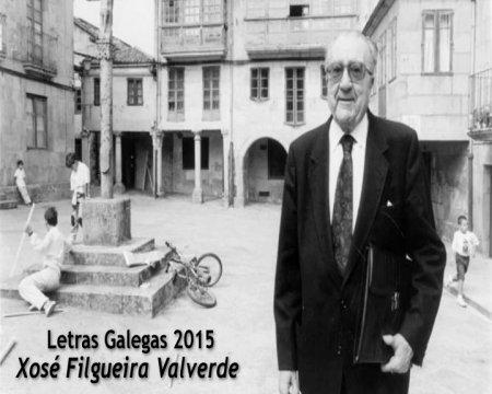 Acto literario do día das letras galegas  - Actos en conmemoración do Día das Letras Galegas